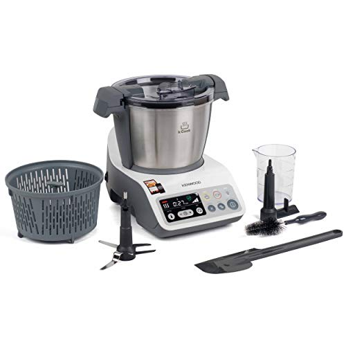 Kenwood kCook Cooking Food Processor, 1.5 Litre, 150 W, White by Kenwood
