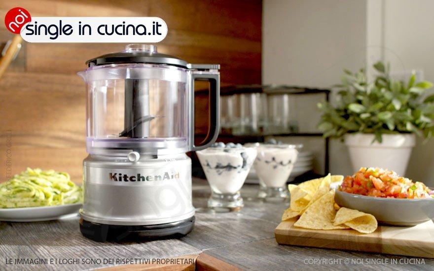 Mini Robot Da Cucina Utili In Ogni Occasione Noi Single In Cucina