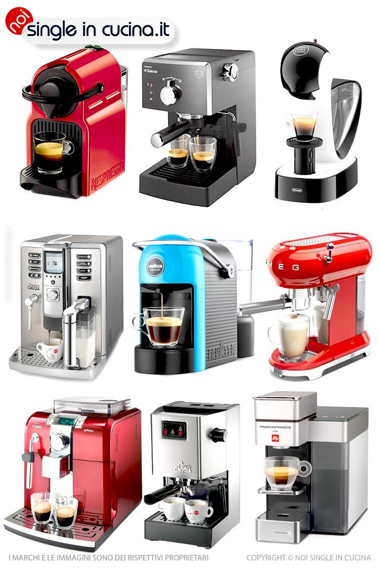 macchine espresso da casa