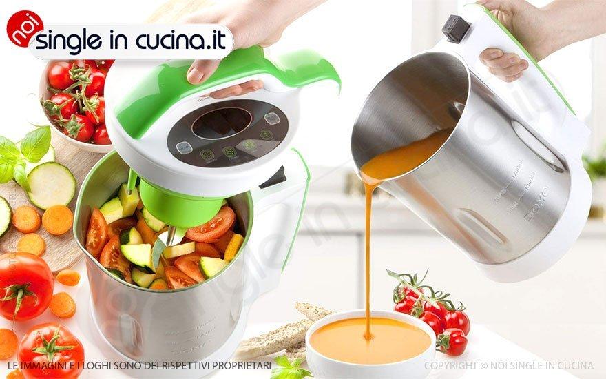 zuppe-e-minestre saporite con il soup maker