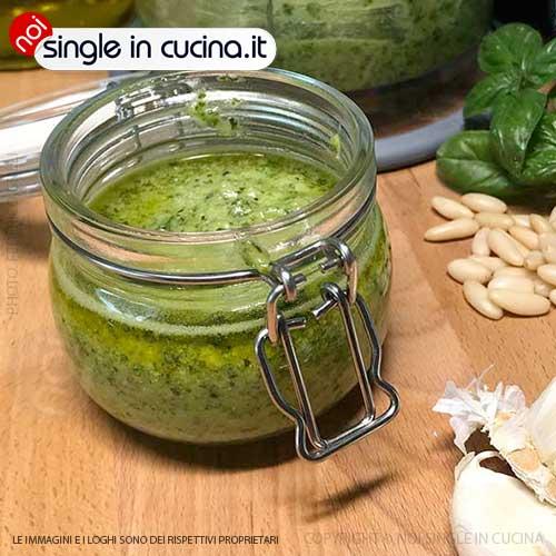 ricette-veloci-pesto-al-basilico