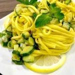 tagliolini-zucchine-e-menta